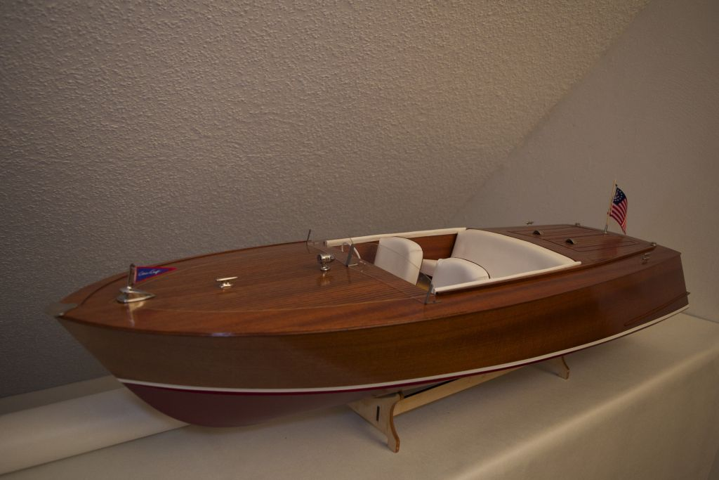 Sportboot Prinzess