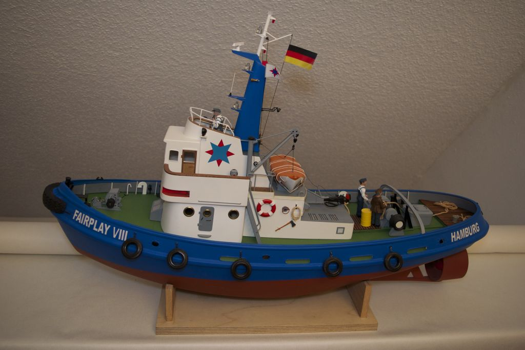 Hafenschlepper Fairplay VIII